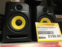 KRK Systems Speakers - Rokit 6 G3