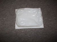 gel packs reusable ice packs WHITE temperature control transport cool freeze