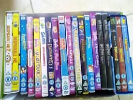 Dvd toys books