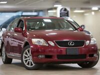 2007 Lexus GS 350 AWD,LEATHER, SUNROOF, 1 OWNER, NO ACCIDENT