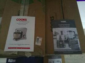 Job lot apliances - brand new