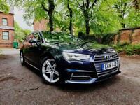 2016 Audi A4 Avant S Line Sport 2.0 Diesel **FULL AUDI SERVICE HISTORY***