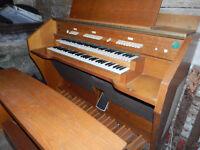 Electronic Pedal Organ