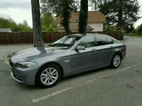 5 Series Diesel Auto 2010 in Grey,New Timing Chain Done,Full BMW Service history