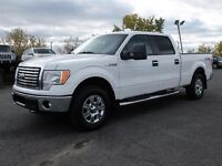 2012 Ford F-150 XTR CREW CAB 4X4 ECOBOOST TOW PACK