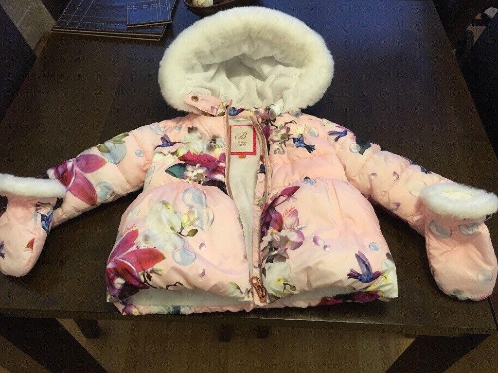 b85d617e592149 Ted baker baby girls coat