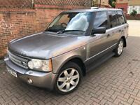 Land Rover Range Rover 3.6 TD V8 Vogue 5dr SAT NAV/ REV CAM/ HEATED SEATS FULL S/H HPI CLEAR