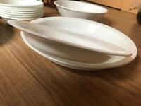 Corelle plate sets from Canada