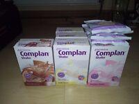 Complan Shakes (£2 per box)
