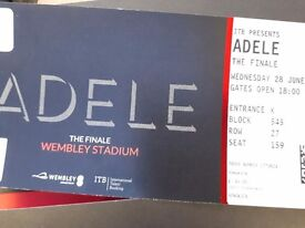 Adele the Finale ,28th of June