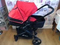 Hauck pushchair - colt in one