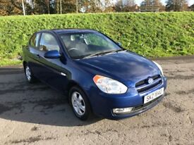 "2006 Hyundai Accent ATLANTIC ""MOT'D OCT 2018"""
