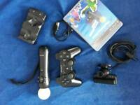 Ps3 controllers and camera eye