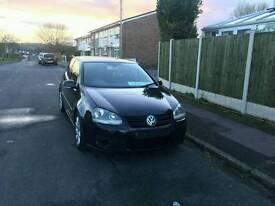 VW Golf GT TDI black **BARGAIN**