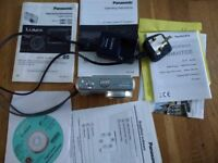 Panasonic LUMIX Digital Camera DMC-TZ3
