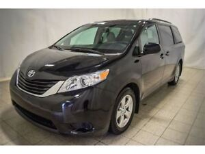 2016 Toyota Sienna LE, 8 Passagers, Climatiseur 3 zones, Roues e