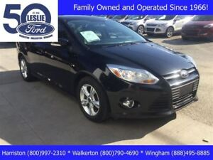 2013 Ford Focus SE | One Owner | Includes Winter Tires & Rims