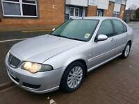 Rover 45 club turbo diesel. Long mot till19/3/19 .looks& drives great