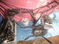 Kawasaki ZRX1100 parts