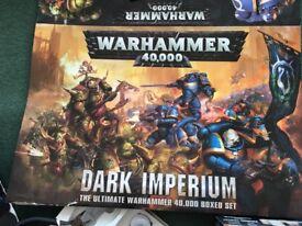 Warhammer 40,000 Dark Imperium Boxed Set Plus Other Bits