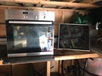 Neff oven and hobb