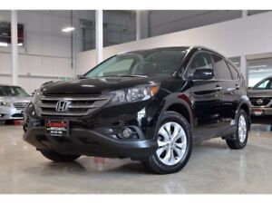 2014 Honda CR-V TOURING LEATHER NAVI BACK UP CAMERA LEATHER