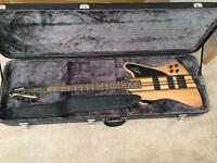 Epiphone Thunderbird Pro IV bass w/ case for sale!!