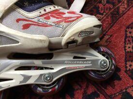 Kids Rollerblades (Adjustable)