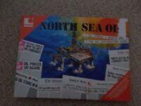 1970s North Sea Oil Board Game