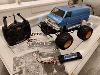 Tamiya Lunchbox TEU-101BK ESC Ranger II Radio Gear 540 Motor Instruction Manuals