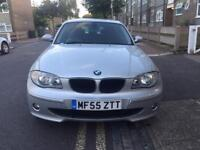 BMW 1 SERIES 1181 SE 5 DOORS MANUAL PETROL 2.0 HATCHBACK LOW MILAGE IMMACULATE CONDITION
