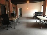 Desks available to rent in Manchester City centre!! (Great location)