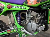 Kids motocross KAWASAKI KX60 IMMACULATE
