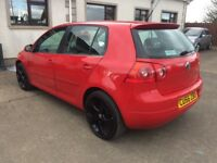 Really nice Volkswagen Golf 1.6 fsi automatic. Cat c