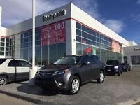 2014 Toyota RAV4 LE w/Leather and bluetooth-TOYOTA CERTIFIED!!!