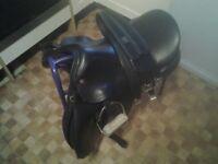Jefferies general purpose saddle