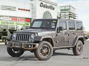2017 Jeep Wrangler UNLIMITED | DEMO CLEAROUT | HUGE SAVINGS |