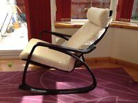 Poang rocking chair (Ikea)