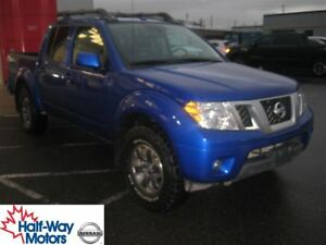 2015 Nissan Frontier PRO-4X   A Must-See!