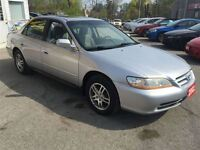 2002 Honda Accord SE / AUTOAIR / PWR ROOF / LOADED / ALLOYS / SH