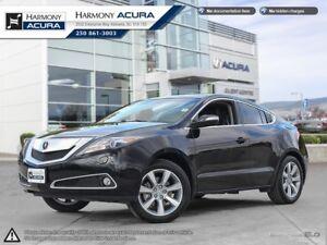 2011 Acura ZDX