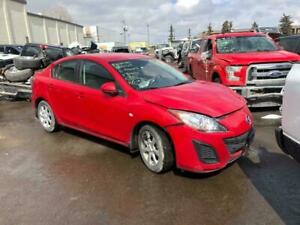 2010 2011 2012 2013 MAZDA 3 FOR PARTS LOTS OF PARTS AVAILABLE