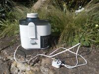 Kenwood electric juicer