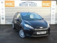 Ford Fiesta EDGE TDCI (£20.00 ROAD TAX) FREE MOT'S AS LONG AS YOU OWN THE CAR!!! (black) 2013