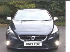 Volvo v40, r design, 5 cylinder D3 engine, fully loaded, memory electric seats, xenon headlights