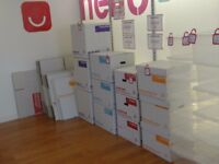 Brand New Cardboard Moving boxes within 20% OFF