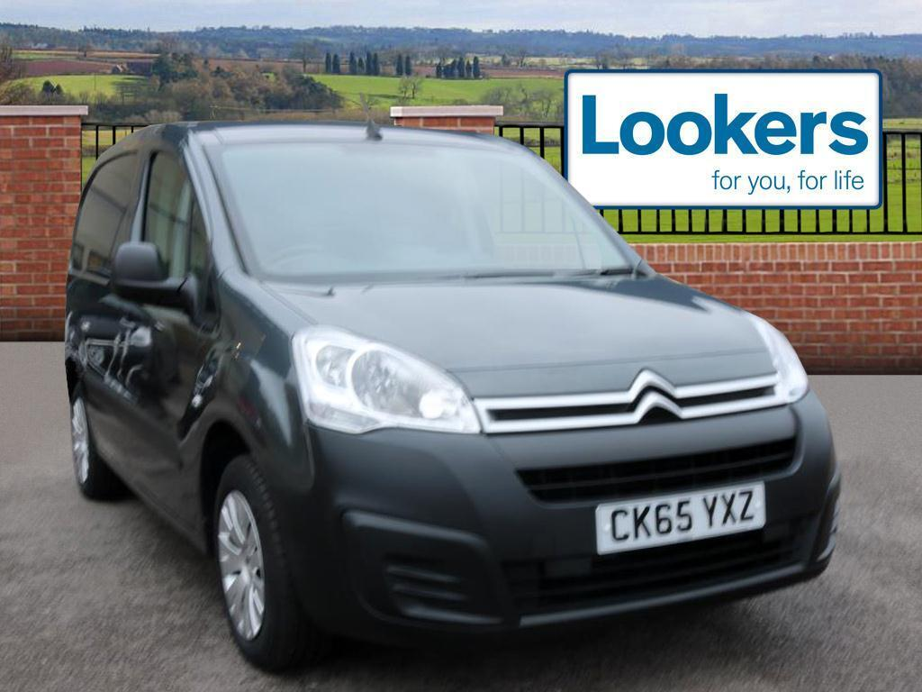 Citroen Berlingo 625 ENTERPRISE L1 HDI (grey) 2015-12-23
