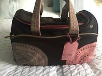 Radley weekend bag only used once excellent condition comes with all the accessories