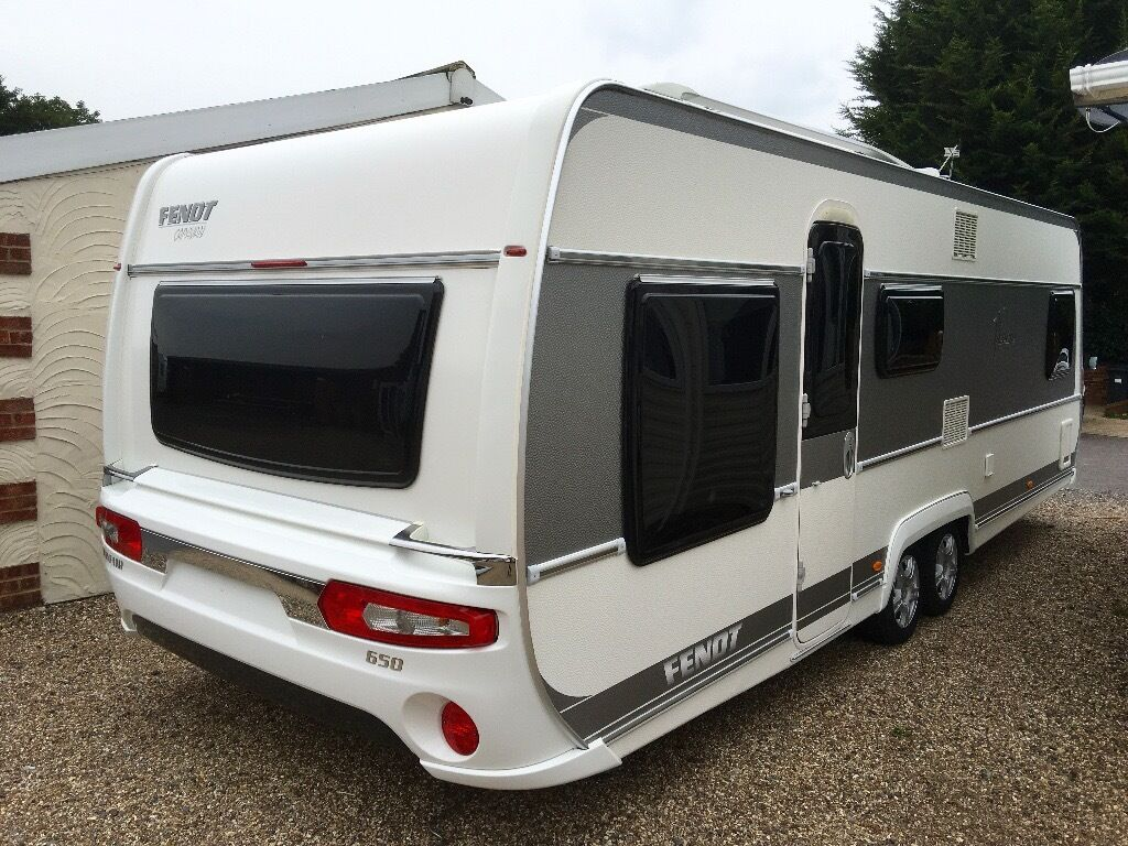 fendt caravan 650 mayfair 2013 like hobby and tabbert in wraysbury surrey gumtree. Black Bedroom Furniture Sets. Home Design Ideas