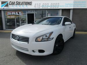 2012 Nissan Maxima SPORT-SN ROOF-LEATEHER